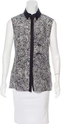Jason Wu Sleeveless Silk Top w/ Tags