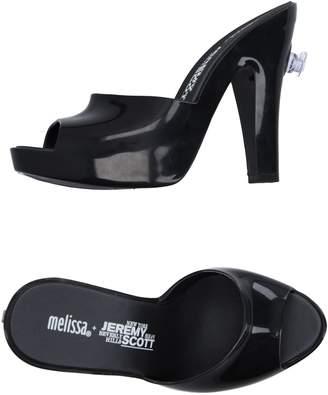 Jeremy Scott MELISSA + Sandals