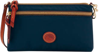 Dooney & Bourke Nylon Tech Top Zip Pouch