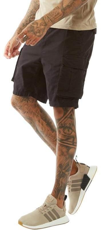 Herren Riverwood A Cargo Shorts Schwarz