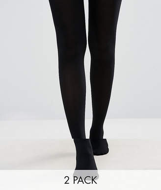New Look 2 Pack 70 Denier Tights