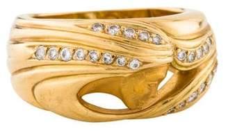 Carrera y 18K Diamond Woman Ring