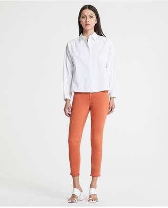 AG Jeans The Prima Crop - Sulfur Turmeric