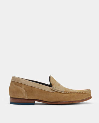 Ted Baker XAPON Suede loafers