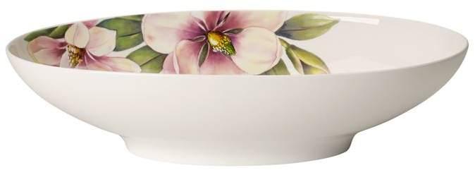 Quinsai Garden Oval Bowl (30cm)