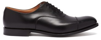 Church's Dubai Leather Oxford Shoes - Mens - Black