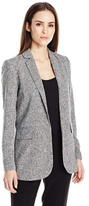 Ellen Tracy Women's Textured Blazer