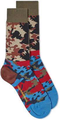 Gosha Rubchinskiy Mix Sock