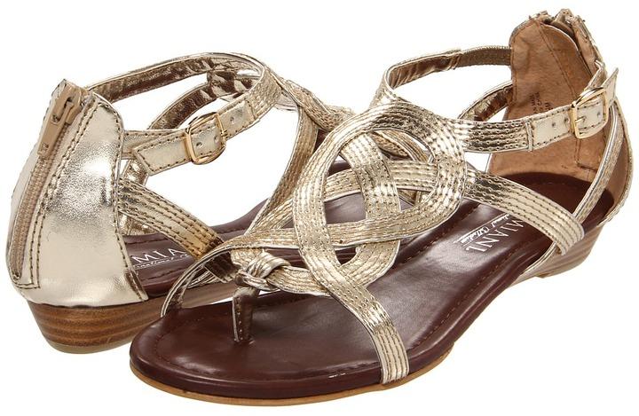 Lumiani Tessa (Gold) - Footwear
