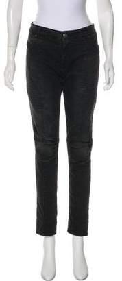Pierre Balmain Mid-Rise Skinny Jeans