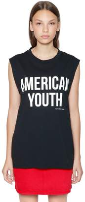 Calvin Klein Jeans American Youth Printed Tank Top