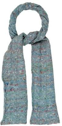 Raquel Allegra Cable Knit Scarf