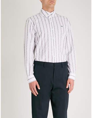 Vivienne Westwood Flower Power classic-fit cotton shirt