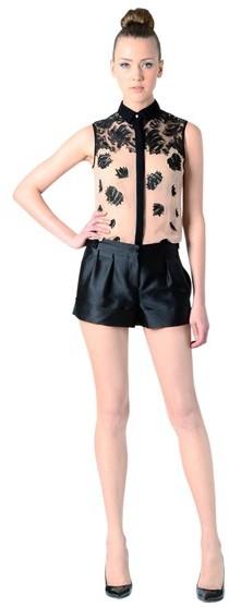 Alberta Ferretti Mini Shorts