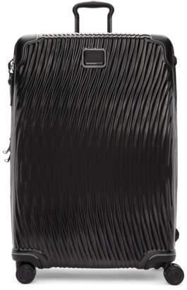 Tumi (トゥミ) - Tumi ブラック Latitude ワールドワイド トリップ パッキング スーツケース