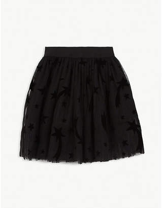 Stella McCartney Flocked stars skirt 4-15 years