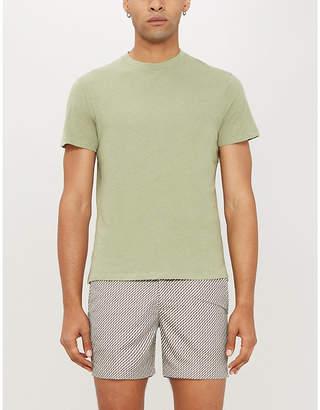 Frescobol Carioca Copacabana crewneck cotton T-shirt