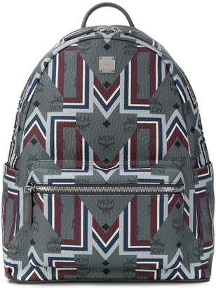 MCM graphic print backpack