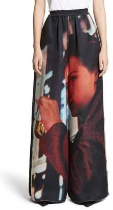 Undercover Reversible Print Pants