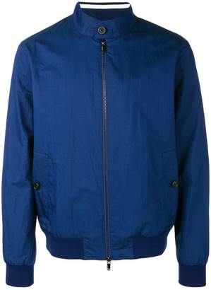 Ermenegildo Zegna long sleeved jacket