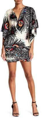 Sky Marta Chain Detailed Mini Dress