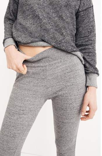 Sweatpant Leggings
