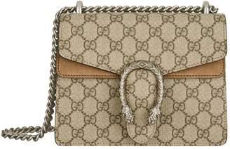 Gucci Mini GG Supreme Dionysus Shoulder Bag