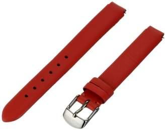Philip Stein Teslar 4-CSL 12mm Leather Calfskin Pink Watch Strap