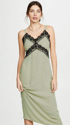 Glamorous Spotted Dress