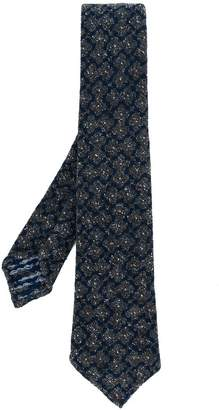Kiton textured tie