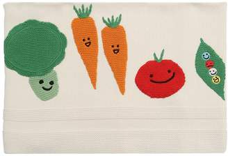 Stella McCartney Vegetable Organic Cotton Blend Blanket