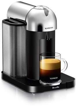 Nespresso Vertuoline by Breville Espresso Maker, Chrome