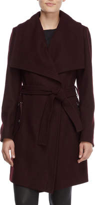 London Fog Heritage Belted Wrap Coat