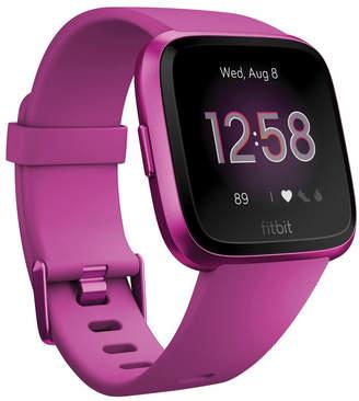 Fitbit Versa Lite Smartwatch - Mulberry