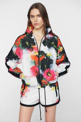 Pam & Gela Watercolor Stand Jacket