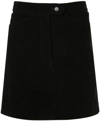 Zambesi denim mini skirt
