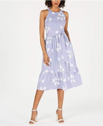 Jessica Howard Petite Halter A-Line Dress