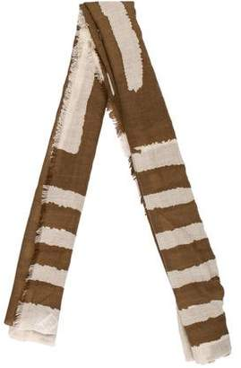 By Malene Birger Printed Woven Scarf