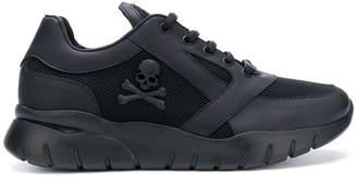 Philipp Plein skull embellished sneakers