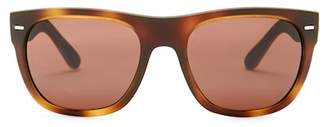 Dolce & Gabbana Men's Urban Essential Retro Propionate Frame Sunglasses