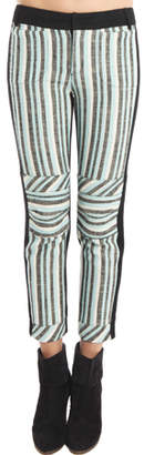 Derek Lam 10 Crosby Striped Pant