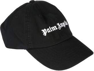 Palm Angels Logo Vintage Cap