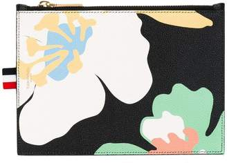 Thom Browne large flower coin purse