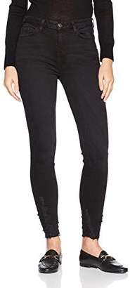 New Look Women's Distressed Cat Skinny Jeans,14UK(42EU)