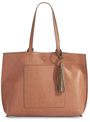 Lord & Taylor DESIGN LAB Everyday Reversible Tote