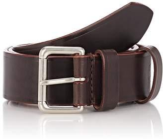 Felisi Men's Numbered Leather Belt