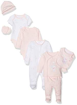 Mothercare My First Little Mouse 8 Piece Set, Pale(Manufacturer Size:80)