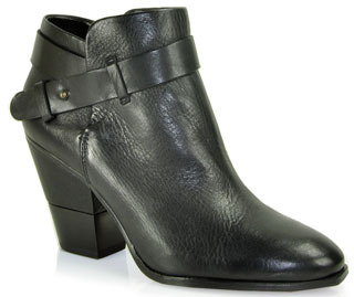 Dolce Vita Hilary - Ankle Booties in Black