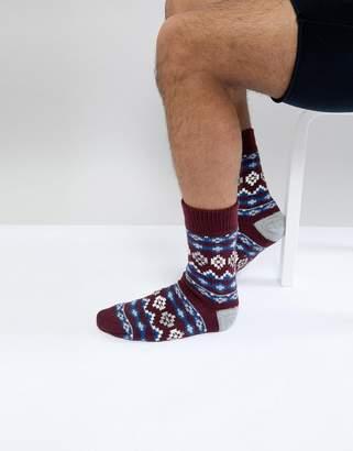 Original Penguin Slipper Socks