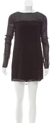 MLV Sequin Gem Dress